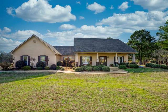 24011 Stallion Park Place, Lindale, TX 75771 (MLS #14264938) :: The Kimberly Davis Group
