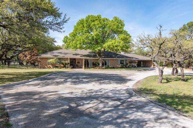 4311 Austin Avenue, Brownwood, TX 76801 (MLS #14264966) :: The Mauelshagen Group