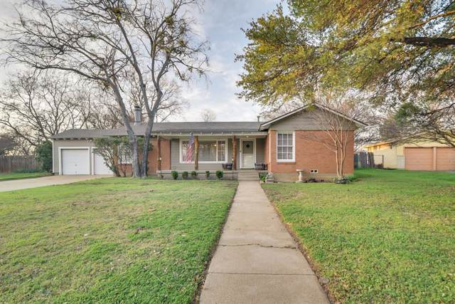 6841 Hardisty Street, Richland Hills, TX 76118 (MLS #14264974) :: The Hornburg Real Estate Group