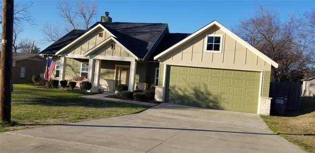 105 E 2nd Street, Prosper, TX 75078 (MLS #14264980) :: Frankie Arthur Real Estate