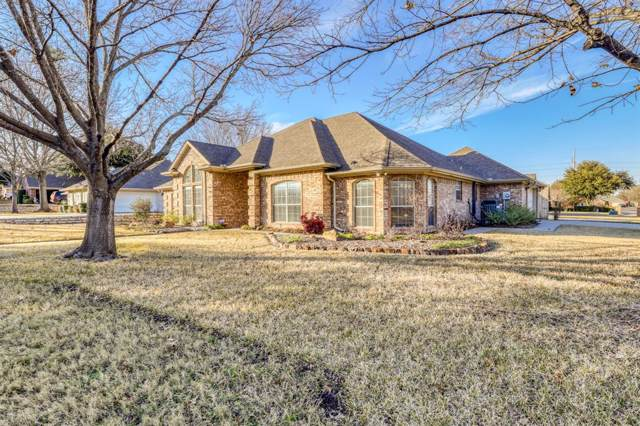 921 Jonathan Court, Weatherford, TX 76086 (MLS #14264985) :: NewHomePrograms.com LLC