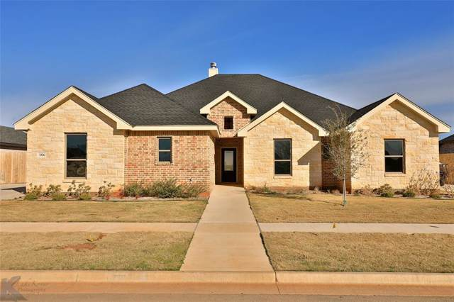 3326 Front Nine Drive, Abilene, TX 79606 (MLS #14264992) :: Maegan Brest | Keller Williams Realty