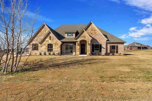 126 Condor View, Weatherford, TX 76087 (MLS #14265015) :: The Kimberly Davis Group