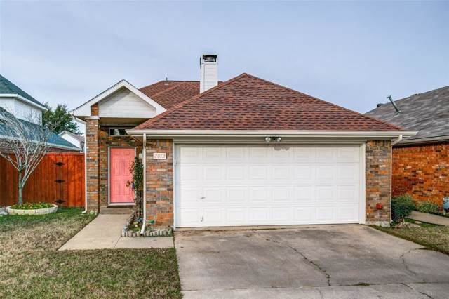 2012 Raven Lane, Lewisville, TX 75077 (MLS #14265017) :: Baldree Home Team