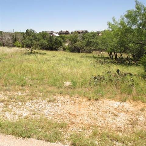 115 Carnoustie Drive, Possum Kingdom Lake, TX 76449 (MLS #14265022) :: The Heyl Group at Keller Williams