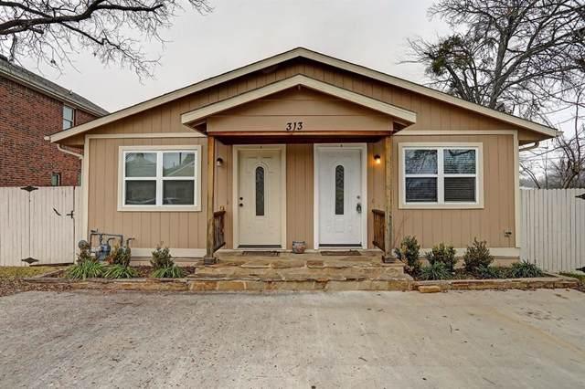 313 Watt Street, Mckinney, TX 75069 (MLS #14265027) :: Caine Premier Properties