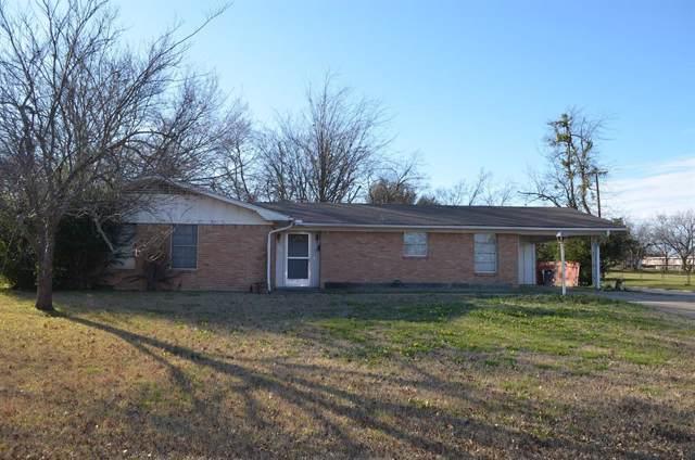 2501 Park Street, Commerce, TX 75428 (MLS #14265042) :: The Kimberly Davis Group
