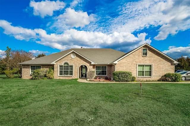 888 Turner Road, Bells, TX 75414 (MLS #14265059) :: HergGroup Dallas-Fort Worth