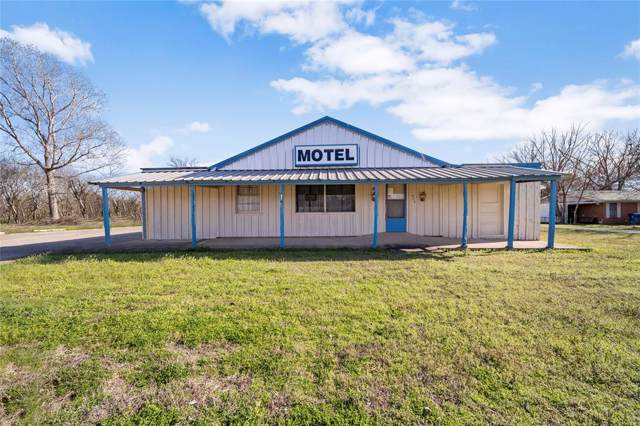 908 E Jefferson Avenue, Whitney, TX 76692 (MLS #14265062) :: All Cities Realty