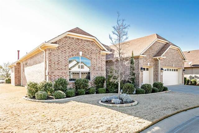 11501 Parkcrest Drive, Denton, TX 76207 (MLS #14265064) :: The Mauelshagen Group