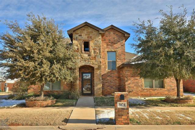 5874 Foxfire Drive, Abilene, TX 79606 (MLS #14265076) :: Potts Realty Group