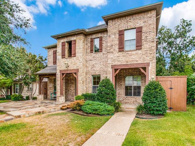5508 Winton Street, Dallas, TX 75206 (MLS #14265077) :: Maegan Brest | Keller Williams Realty