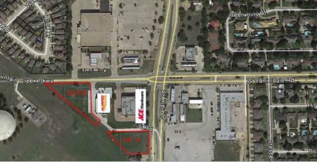 7569 Mountain Creek Parkway, Dallas, TX 75249 (MLS #14265079) :: The Kimberly Davis Group