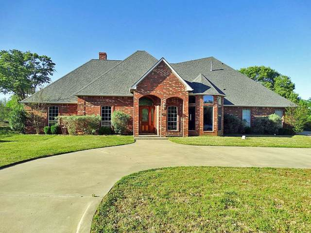 599 Country Club Circle, Athens, TX 75751 (MLS #14265102) :: Real Estate By Design