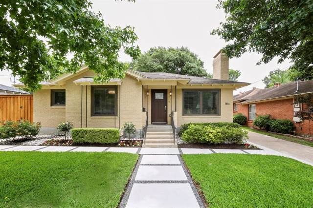 1414 Eastus Drive, Dallas, TX 75208 (MLS #14265109) :: The Star Team | JP & Associates Realtors