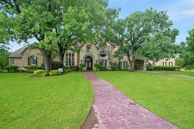 5301 Kensington Court, Flower Mound, TX 75022 (MLS #14265111) :: Lynn Wilson with Keller Williams DFW/Southlake