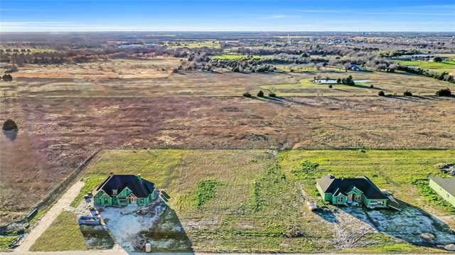 Lot 2 Horseshoe Lane, Royse City, TX 75189 (MLS #14265129) :: Ann Carr Real Estate