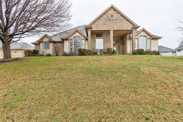 7421 Eagle Ridge Circle, Fort Worth, TX 76179 (MLS #14265141) :: Frankie Arthur Real Estate