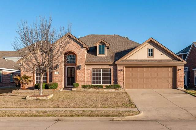 4103 Eagle Drive, Mansfield, TX 76063 (MLS #14265152) :: The Chad Smith Team