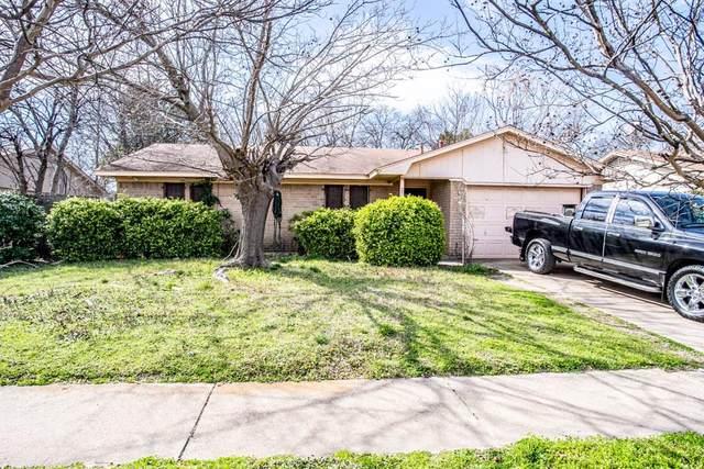 2717 Kellogg Avenue, Dallas, TX 75216 (MLS #14265154) :: Ann Carr Real Estate