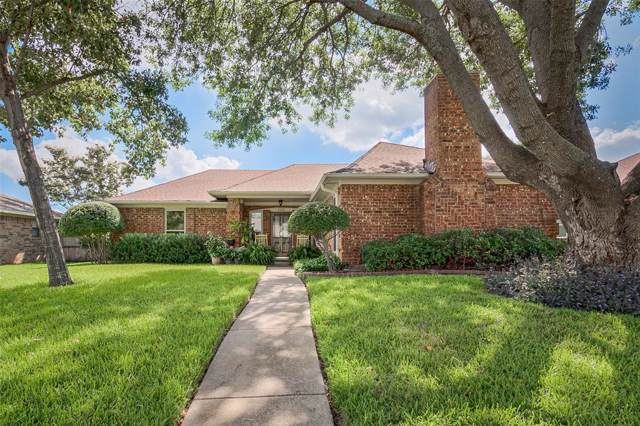 2522 Inverness Drive, Garland, TX 75040 (MLS #14265158) :: The Chad Smith Team
