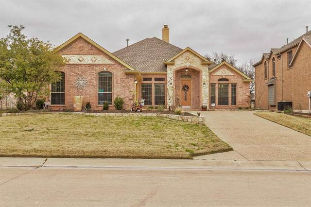 12256 Fairway Meadows Drive, Fort Worth, TX 76179 (MLS #14265185) :: Potts Realty Group