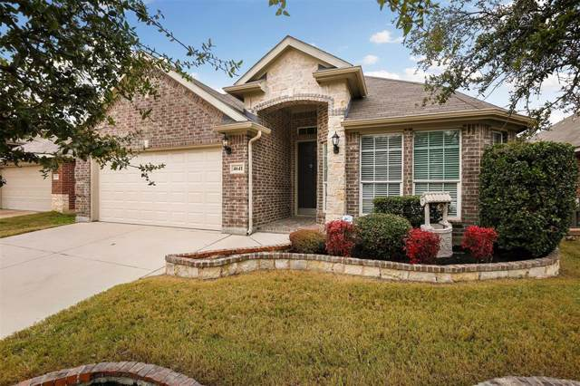 4641 Dwarf Nettle Drive, Fort Worth, TX 76244 (MLS #14265212) :: The Kimberly Davis Group