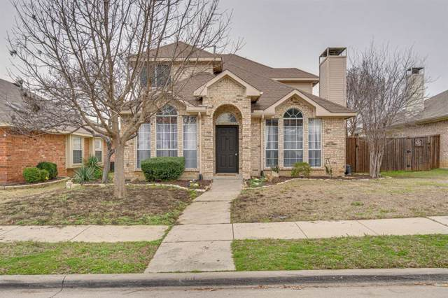 906 Kathryn Drive, Lewisville, TX 75067 (MLS #14265224) :: Hargrove Realty Group