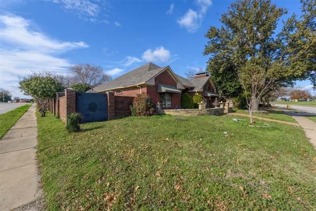 816 Sylvan Creek Drive, Lewisville, TX 75067 (MLS #14265238) :: Potts Realty Group