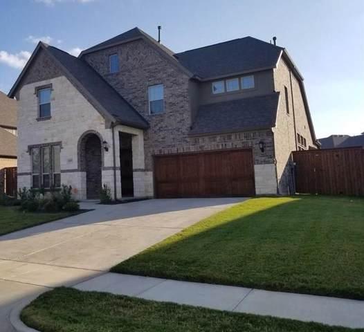 3207 Willow Brook Drive, Mansfield, TX 76063 (MLS #14265241) :: The Tierny Jordan Network