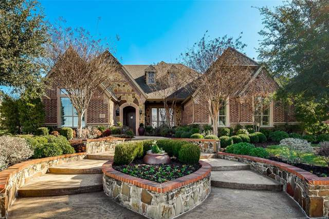 1030 Deer Run Lane, Prosper, TX 75078 (MLS #14265248) :: Frankie Arthur Real Estate
