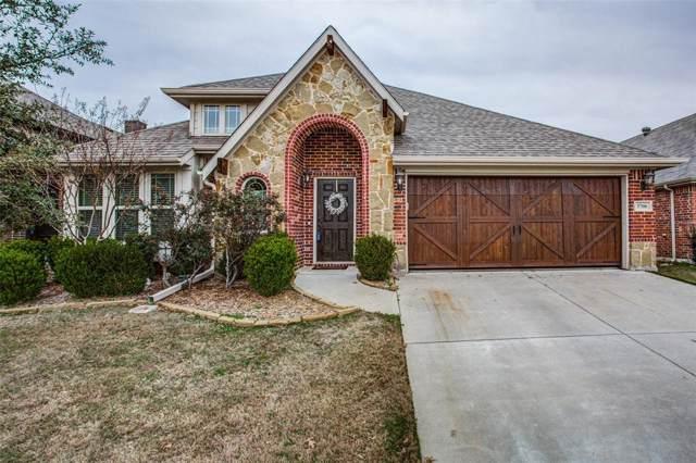 5700 Balmorhea Drive, Denton, TX 76226 (MLS #14265253) :: Team Tiller
