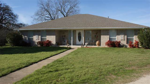 500 W State Hwy 31, Dawson, TX 76639 (MLS #14265270) :: The Heyl Group at Keller Williams