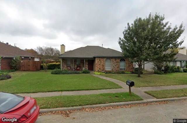8005 Hickory Street, Frisco, TX 75034 (MLS #14265276) :: Maegan Brest | Keller Williams Realty