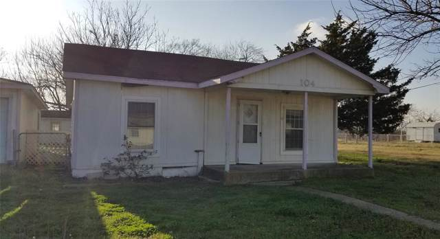 104 Beulah, Bardwell, TX 75101 (MLS #14265290) :: RE/MAX Town & Country
