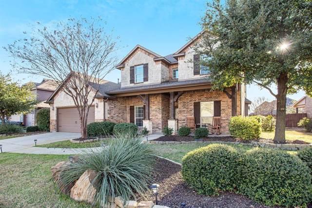9505 Cholla Cactus Trail, Fort Worth, TX 76177 (MLS #14265321) :: Ann Carr Real Estate