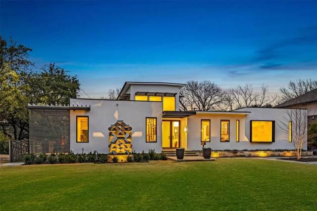 6607 Desco Drive, Dallas, TX 75225 (MLS #14265342) :: Roberts Real Estate Group