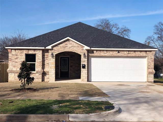 1253 E Jessamine Street, Fort Worth, TX 76104 (MLS #14265348) :: Van Poole Properties Group