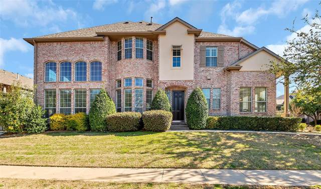 5314 Balmoral Drive, Frisco, TX 75034 (MLS #14265353) :: Maegan Brest | Keller Williams Realty