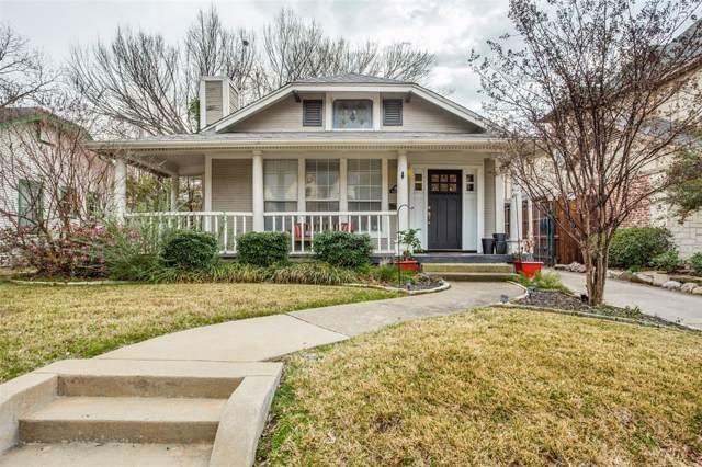 5828 Llano Avenue, Dallas, TX 75206 (MLS #14265359) :: The Kimberly Davis Group