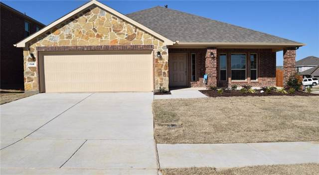 713 Anson Court, Mckinney, TX 75071 (MLS #14265373) :: The Kimberly Davis Group