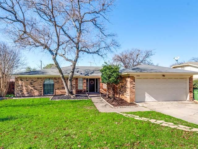 3729 Billie Faye Drive, North Richland Hills, TX 76180 (MLS #14265384) :: The Kimberly Davis Group