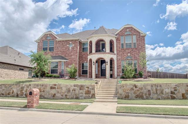 8006 Fenwick Court, Sachse, TX 75048 (MLS #14265402) :: The Chad Smith Team