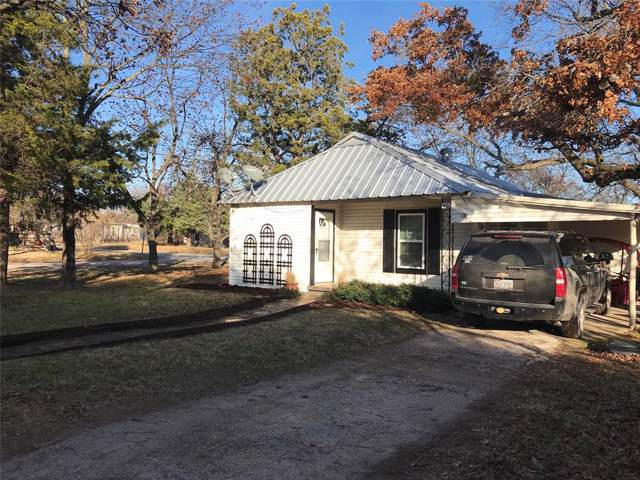 416 N Avenue B, Cross Plains, TX 76443 (MLS #14265407) :: The Tonya Harbin Team
