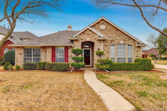 6113 Sumter Court, Frisco, TX 75035 (MLS #14265427) :: The Chad Smith Team