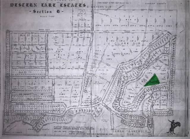 TBD Pioneer Trail, Weatherford, TX 76087 (MLS #14265431) :: Century 21 Judge Fite Company