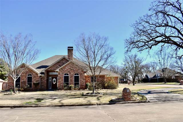 127 Cody Circle N, Sulphur Springs, TX 75482 (MLS #14265435) :: Ann Carr Real Estate