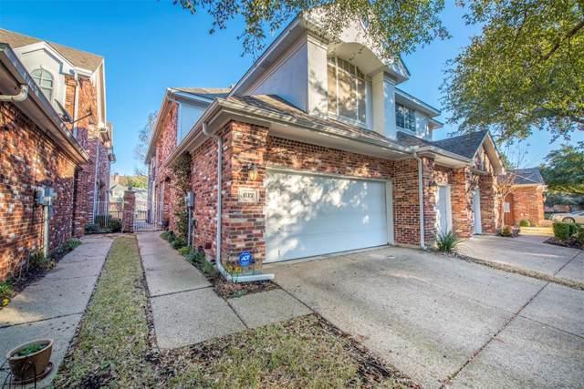 617 Lochngreen Trail, Arlington, TX 76012 (MLS #14265438) :: All Cities Realty