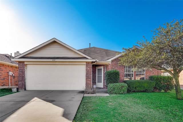 2024 Jackson Drive, Little Elm, TX 75068 (MLS #14265453) :: Maegan Brest | Keller Williams Realty