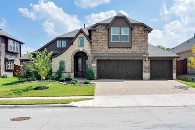 12516 Treyburn Drive, Fort Worth, TX 76244 (MLS #14265463) :: The Welch Team